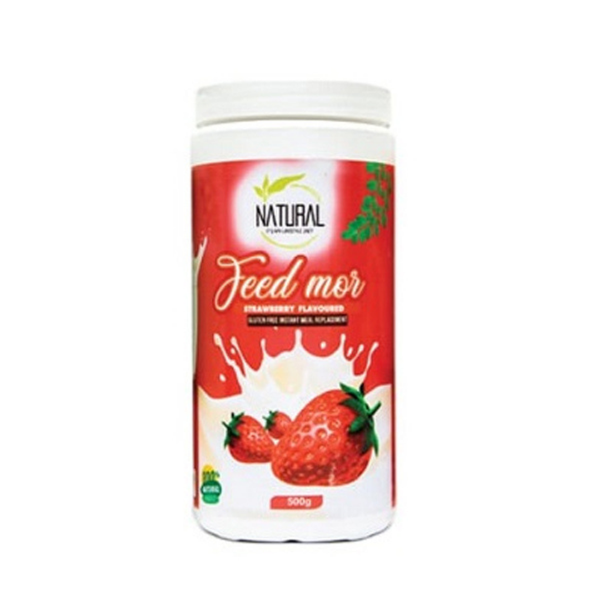 Feed mor strawberry picture