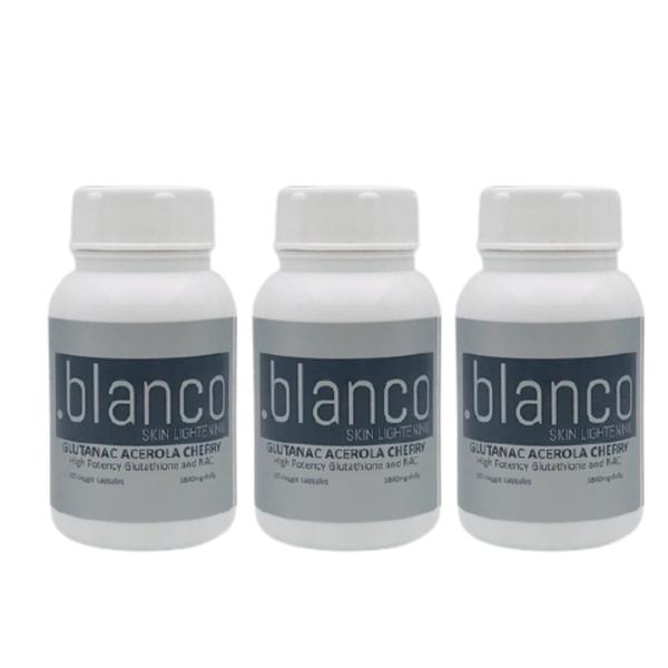 3 x glutanac acerola glutathione capsules picture