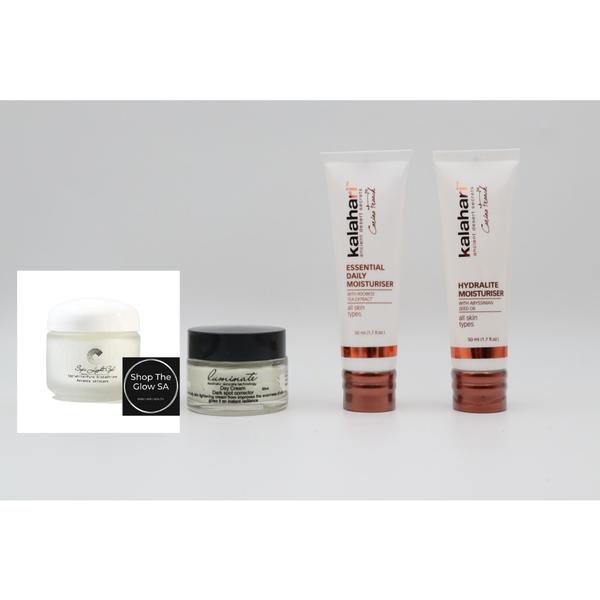 Pigmentation reduction & moisturise picture