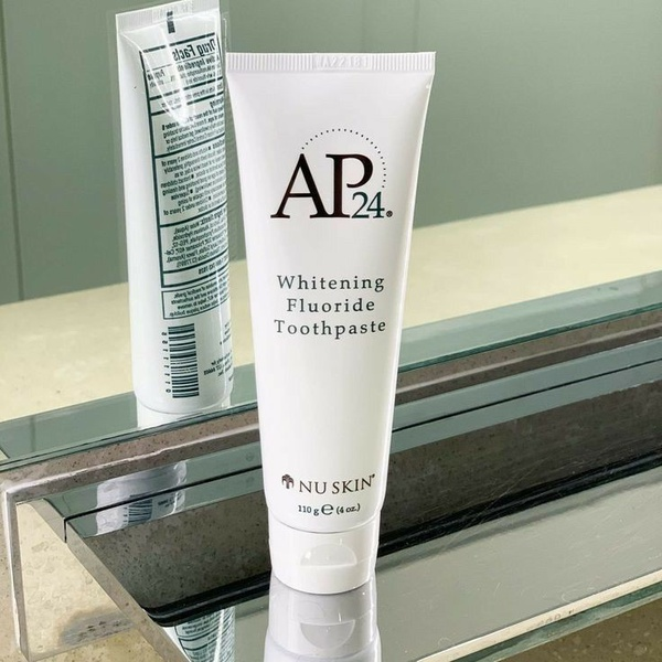 Ap 24 whitening fluoride toothpaste picture