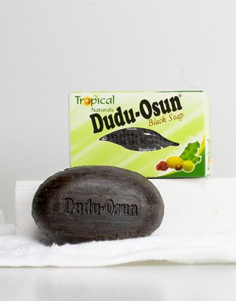 Dudu osun black soap picture