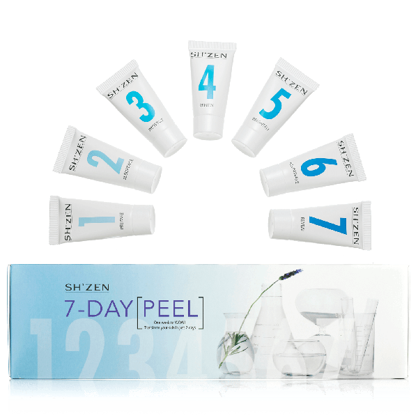 7 day peel picture