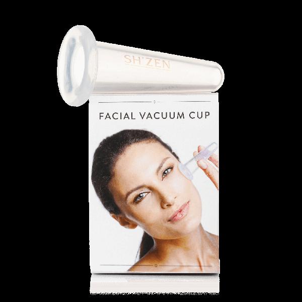Facial vacuum cup picture