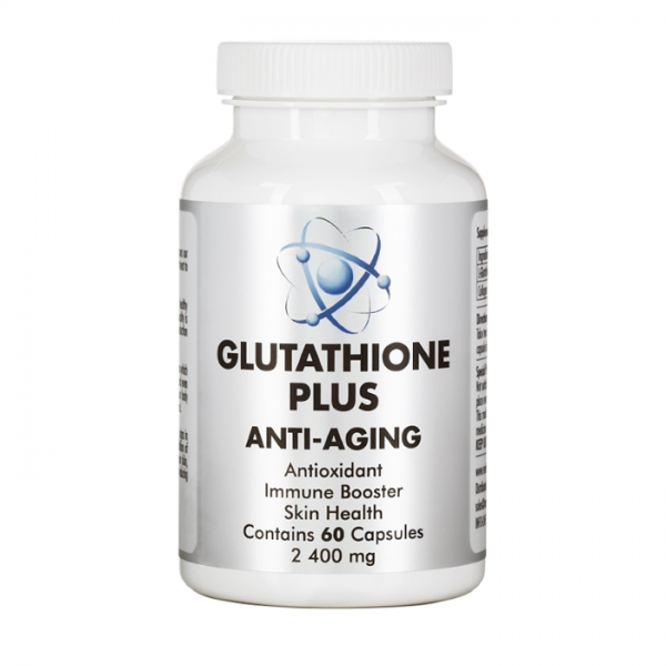 Glutathione plus anti-aging with collagen picture