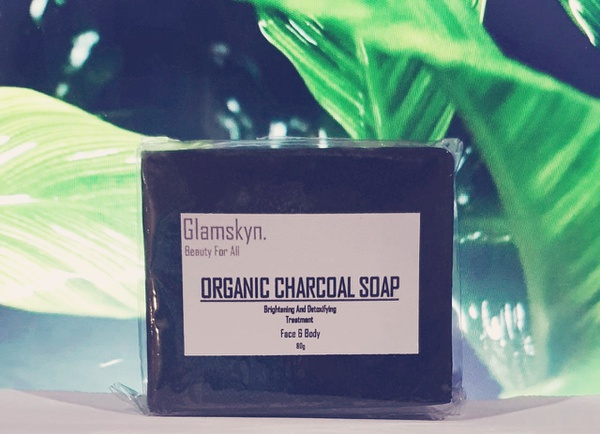 Charcoal soap - brightening and detoxifying -limited edition picture