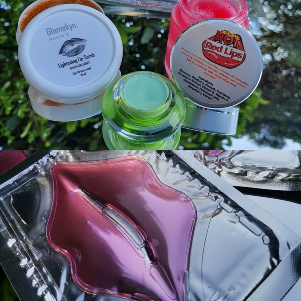 Ultimate lip lightening and plumping kit picture
