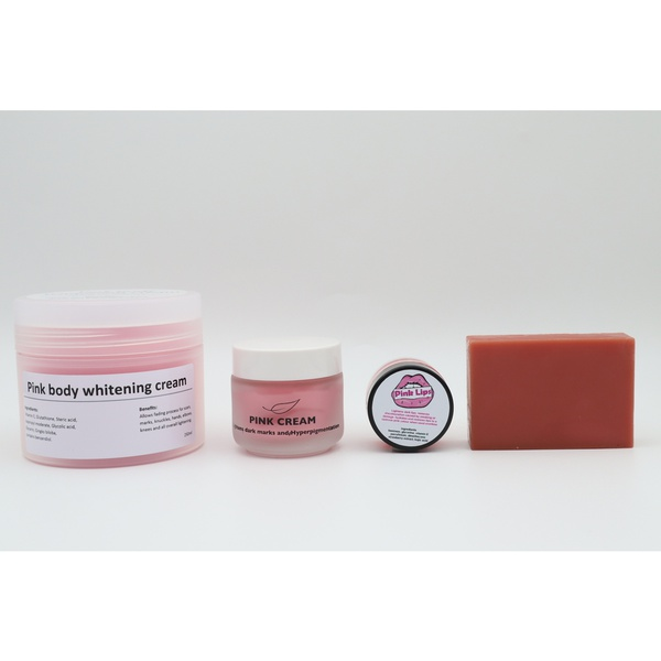 Pink package picture