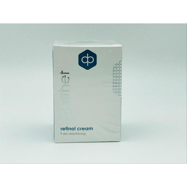 Aesthet retinol cream picture