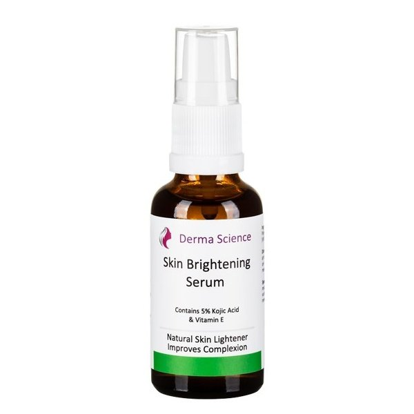 Skin brightening serum picture