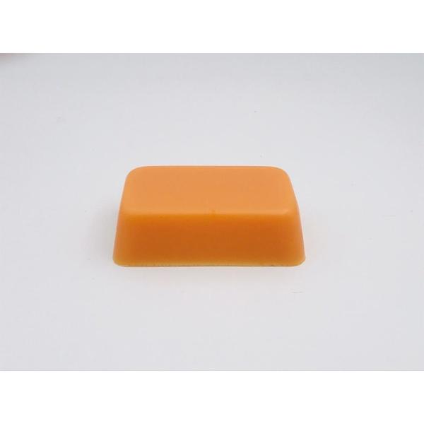 Snow soap – tumeric picture