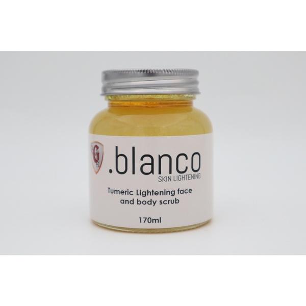 Turmeric lightening scrub picture