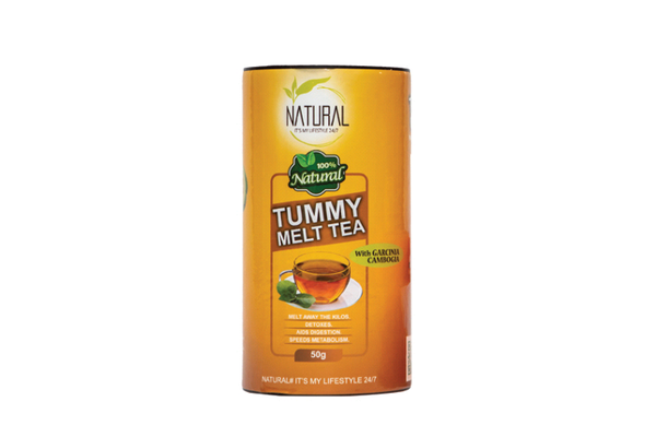 Tummy melt tea (loose tea) picture