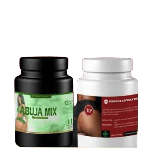 Yodi and abuja capsules combo picture