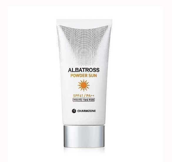 Albatross powder sun sunscreen (spf41) matt non-sticky picture
