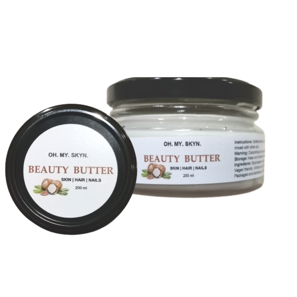 Oh. my. skyn. beauty butter (hair skin nails) 200 ml picture