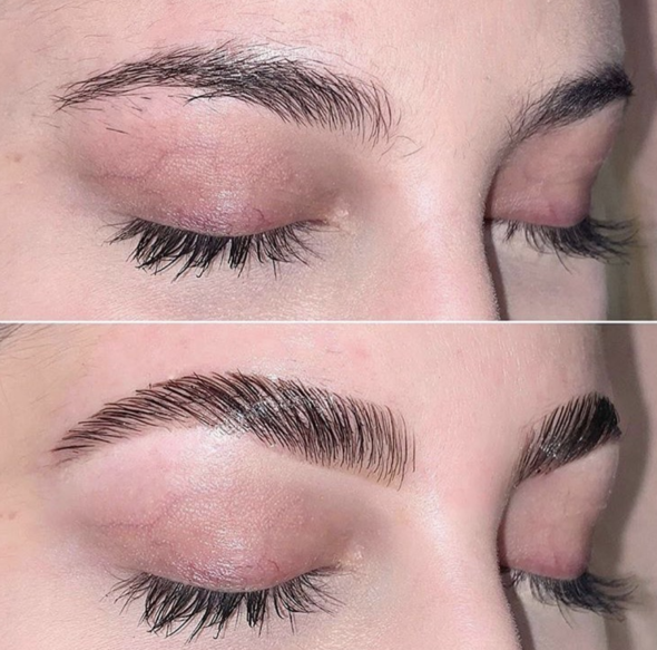 Iconsign lash lift kit and brow lamination picture