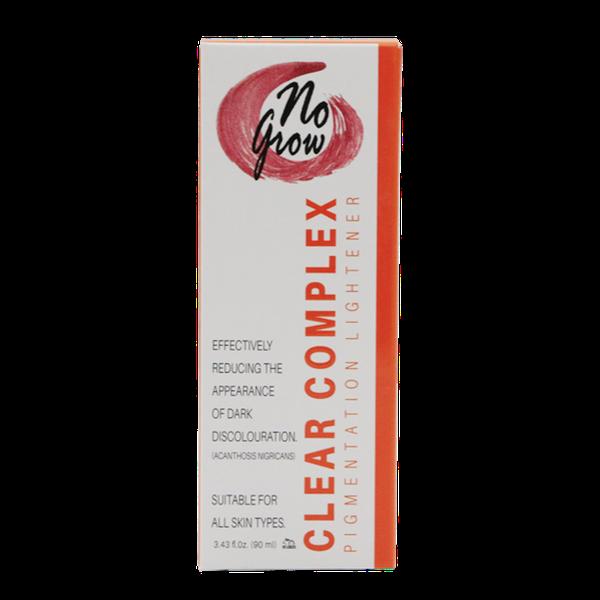No grow clear complex pigmentation lightening cream 90ml picture