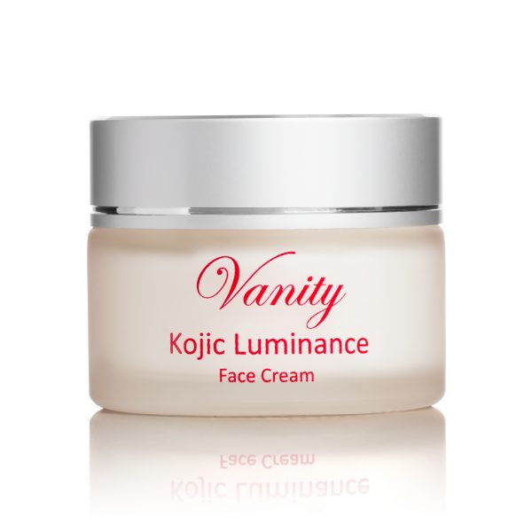 Kojic luminance face cream picture