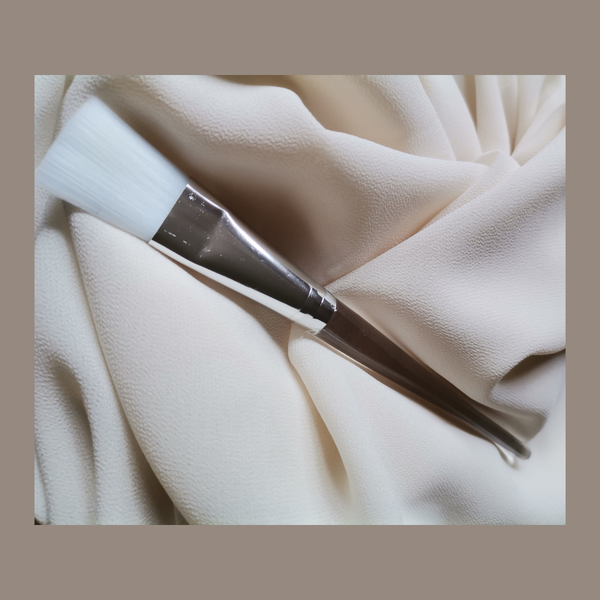 Silicon mask brush picture