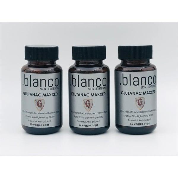Glutanac maxxed x 3 bottles picture