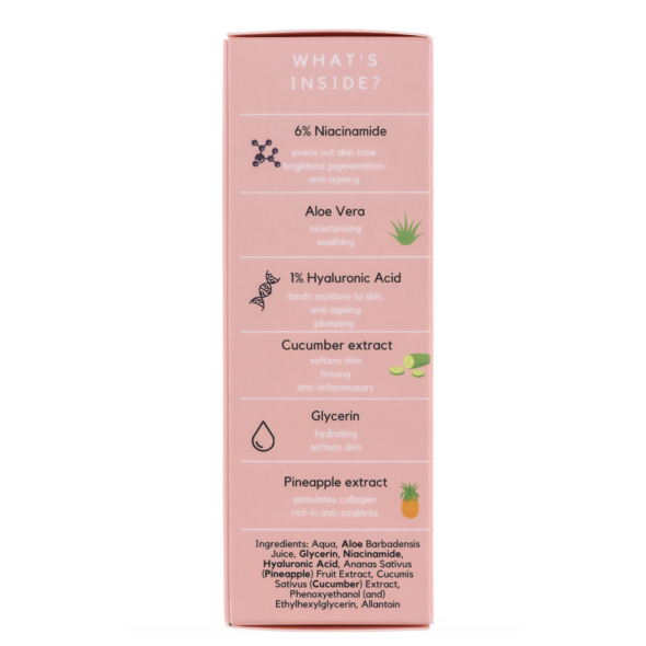 Standard beauty niacinamide serum - brightening, skin texture, inflammation, pores (day/night) picture