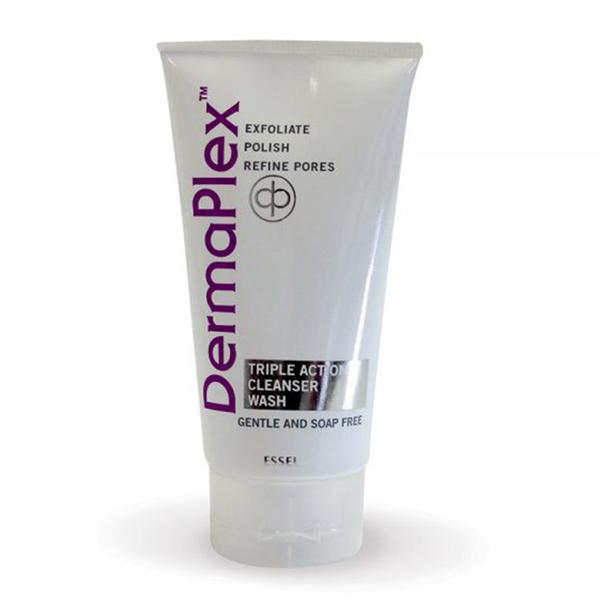 Dermaplex triple action cleanser wash picture