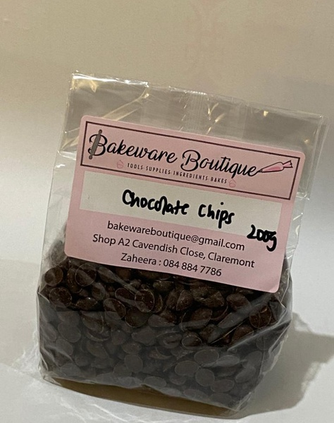 Chocolate  chips 200g-500g picture