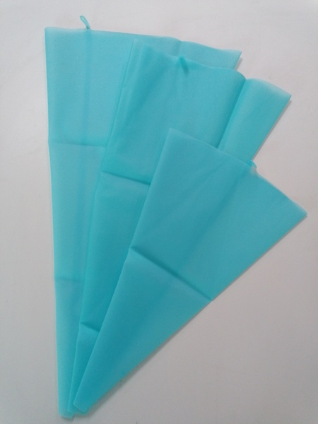 Silicone superflex piping bag picture