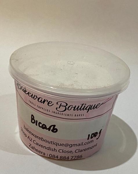 Bicarbonate of soda picture