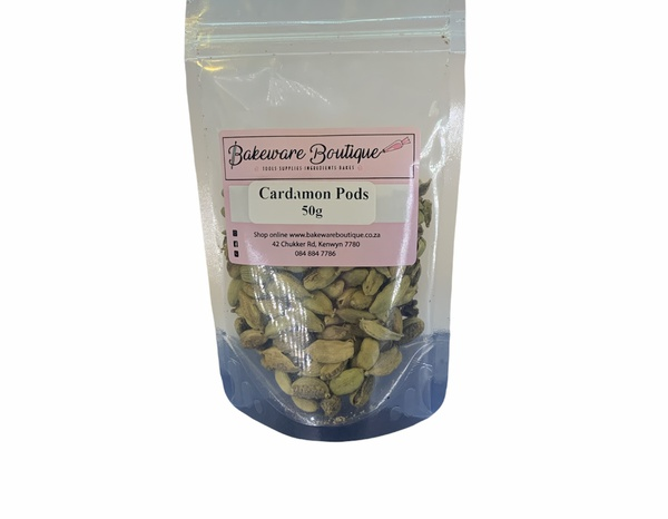 Cardamon pods 50g picture