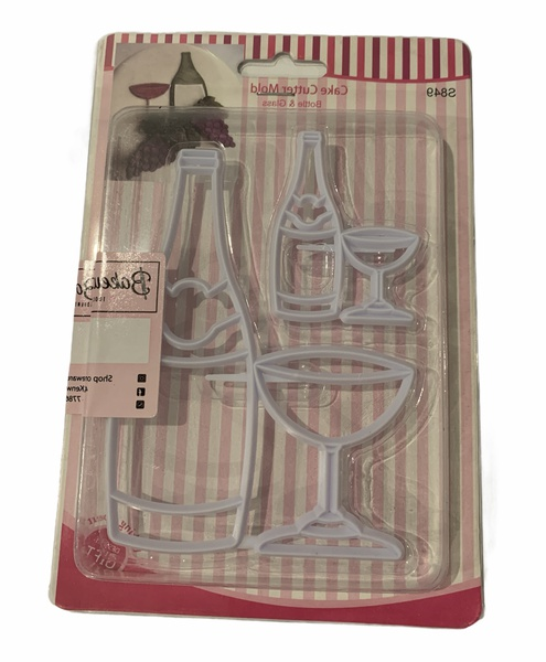Bottle and glass cutter set 4pc picture