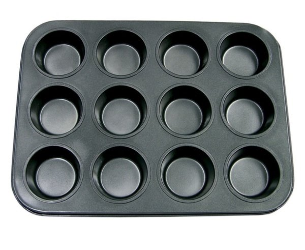 12 cup non-stick cupcake pan picture