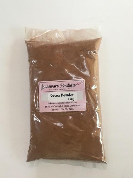 Cocoa powder picture