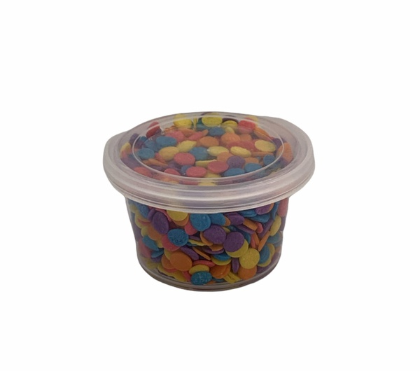 Confetti sprinkles tub 15g picture