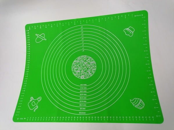 Silicone mat 43x36cm picture