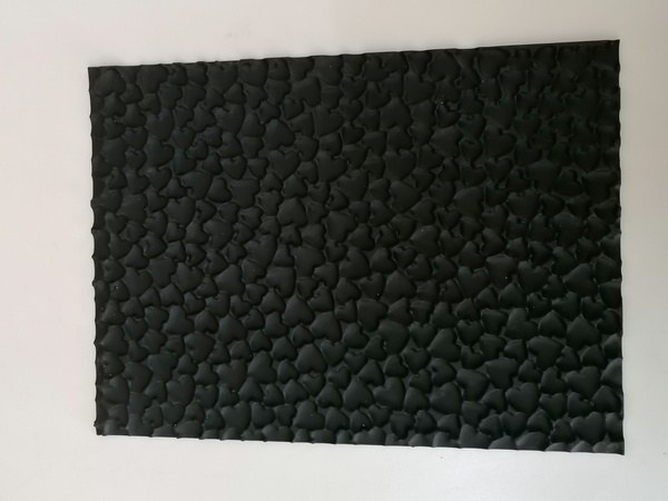 Silicone chocolate texture mat picture