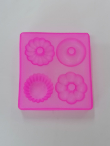 Soft mould 4 cavity picture