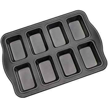 Loaf pan 8 cavity picture