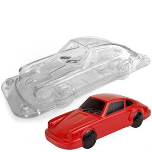Acrylic car chocolate mould picture