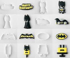 Batman multi cutter set 8pc picture