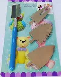 Cake carving tool picture