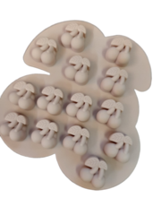 Cherry silicone mould picture
