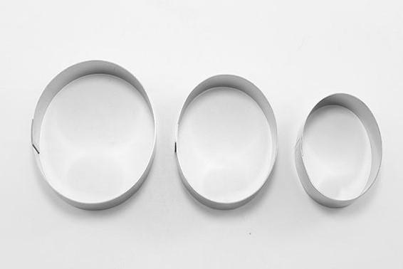Circle cookie cutter set 3pc picture