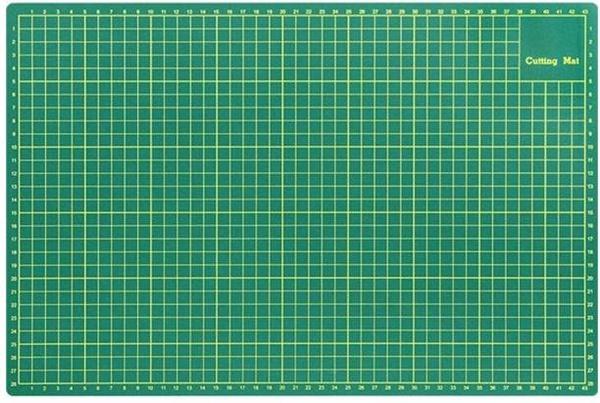 Cutting mat 28x43cm picture