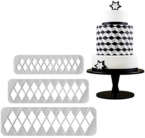 Diamond geometric multi cutter 3pc picture