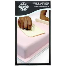 Cake smoother 2pc picture