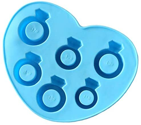 Ring silicone mould picture