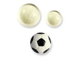 Soocer ball pop it mould picture