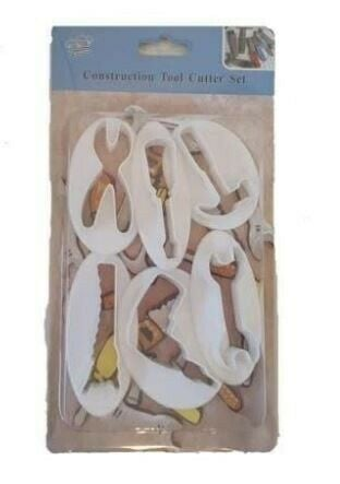 Construction tool cutter set 8pc picture