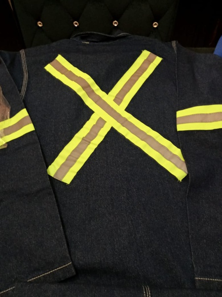 Ppe reflective tapes picture